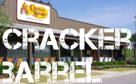 Donates gift cards to nonprofit groups for fundraising purposes. They have a list of criteria your request letter must include, then mail or drop off the request at your local Cracker Barrel.!